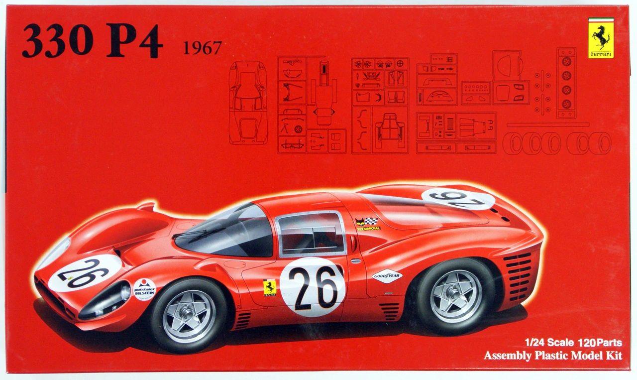 Fujimi 12575 Ferrari 330 P4
