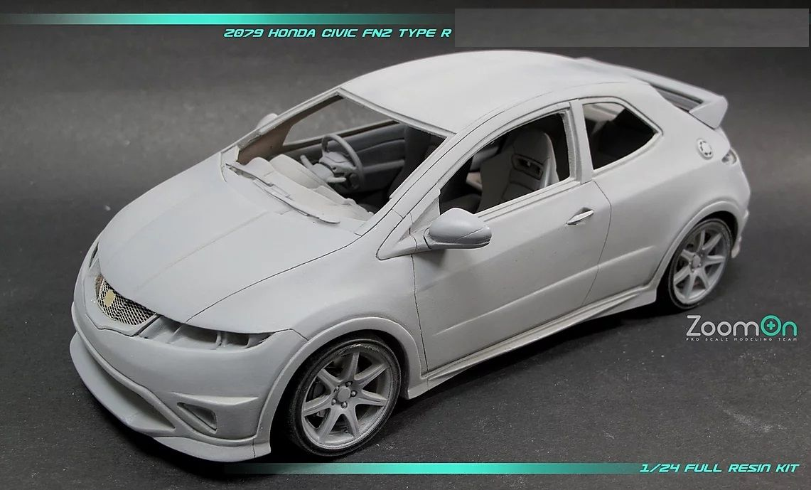ZoomOn Z079 Honda Civic FN2 Type R
