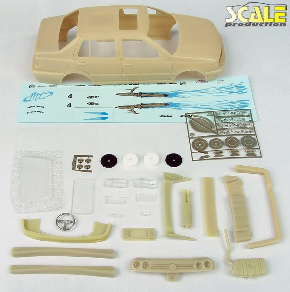 Scale Production SPTK24054FF Transkit Vento,Jetta 3 F&F
