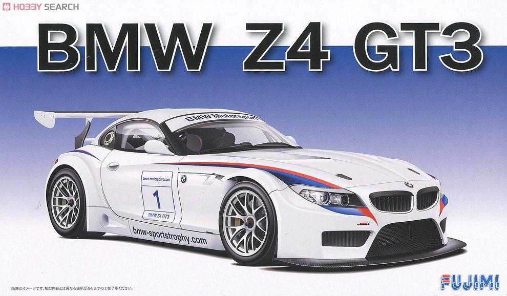 Fujimi 12556 BMW Z4 GT3 2011