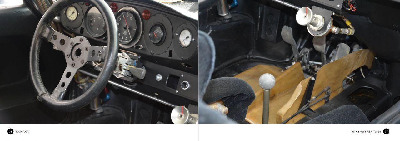 Komakai KOM-FG017 911 Carrera RSR Turbo