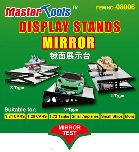 Trumpeter 08006 Mirror Display Stand