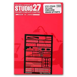 Studio27 FP2439 Ford GT40 Grade Up Parts