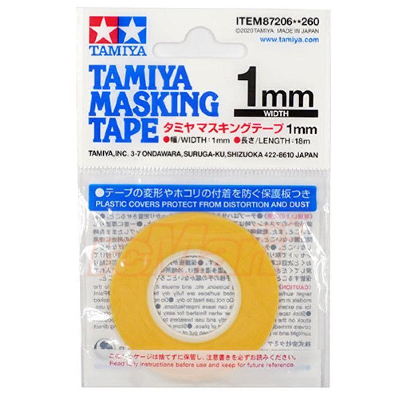 Tamiya 87206 Masking Tape 1mm