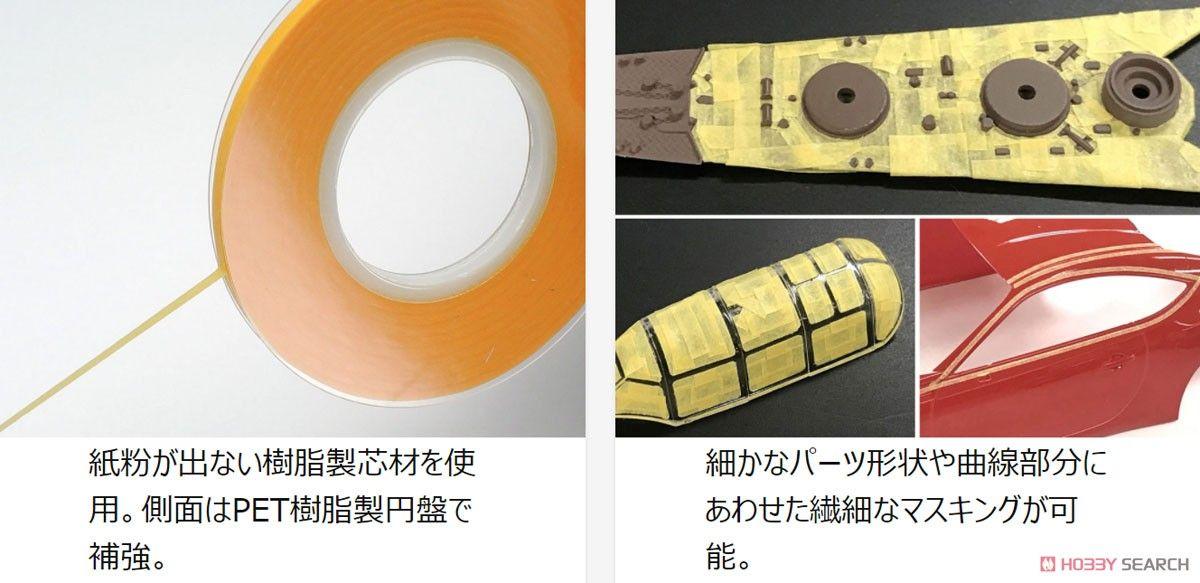 Tamiya 87207 Masking Tape 2mm