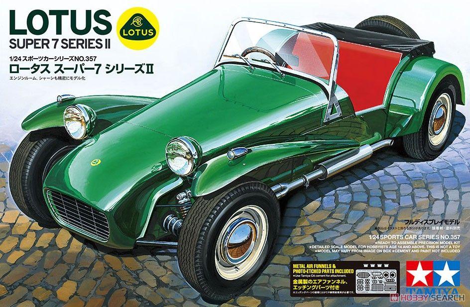 Tamiya 24357 Lotus Super 7 Series II