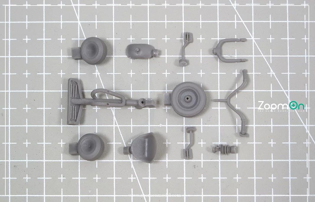 ZoomOn Z061 Mini Tricycle