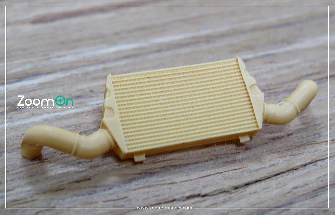 ZoomOn Z072 Intercooler