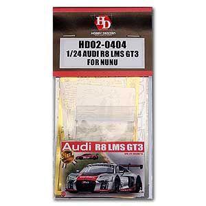 Hobby Design HD02-0404 Audi R8 LMS GT3