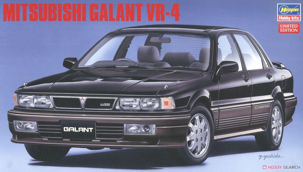 Hasegawa 20292 Mitsubishi Galant VR-4