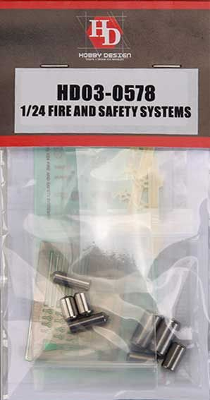 Hobby Design HD03-0578 Fire And Safety Systems