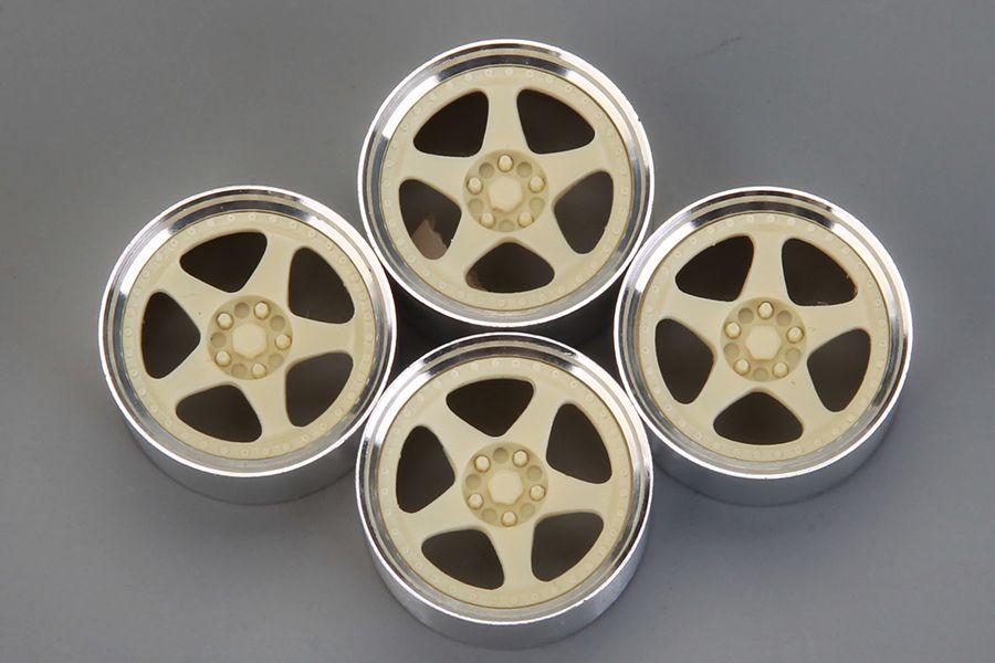 Hobby Design HD03-0584 18' Nismo lmgt2 Wheels