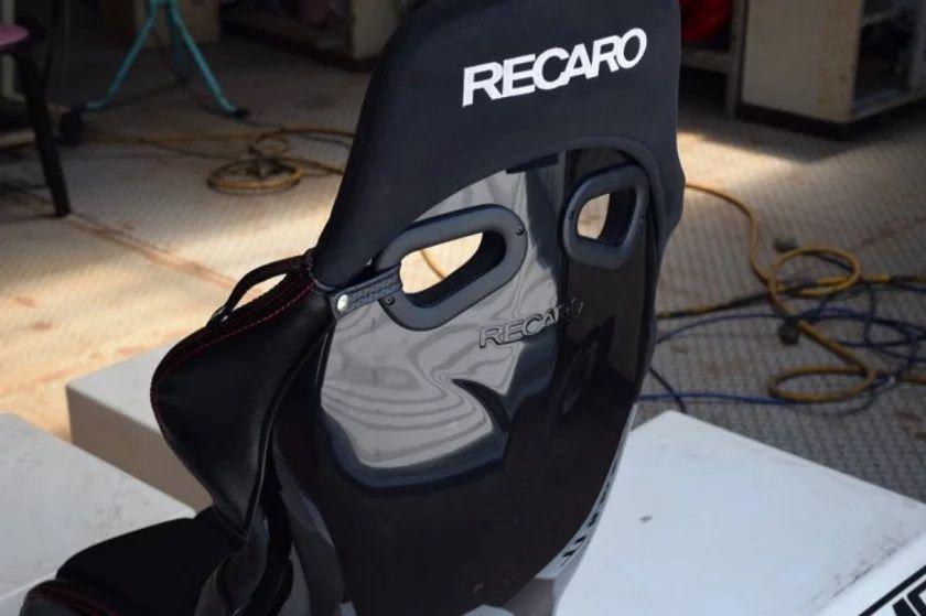 ZoomOn Z053 Recaro RS-G bucket seat