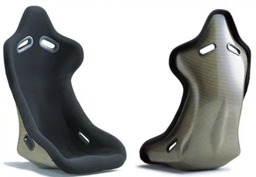 ZoomOn Z038 Spoon Sports bucket seat