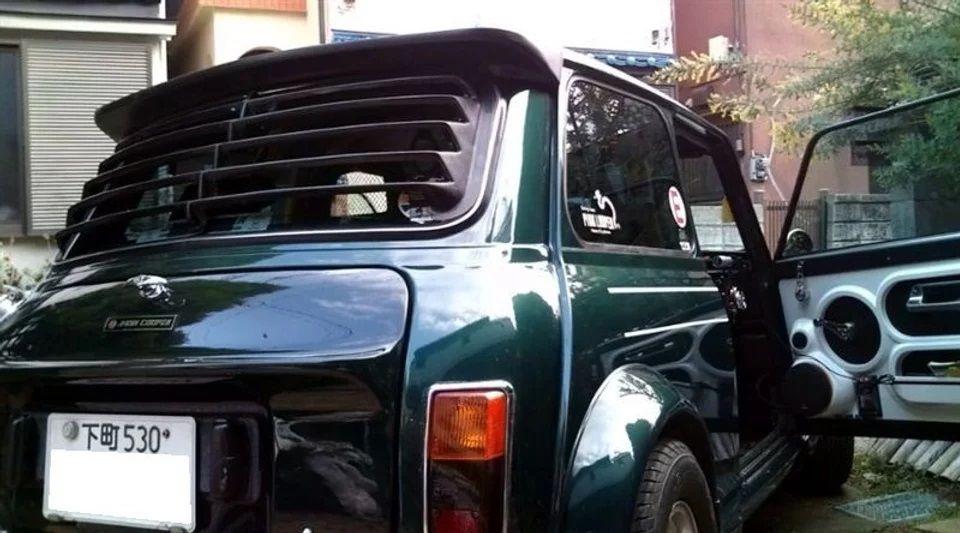 ZoomOn Z070 Mini Copper Rear window louver
