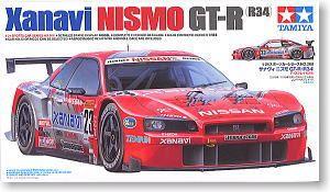 Tamiya 24268 Xanavi Nismo GT-R(R34)