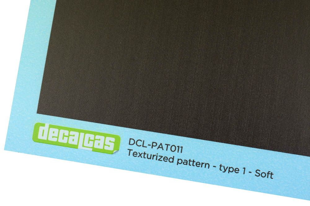 Decalcas PAT011 Texturized pattern - type 1 - Soft