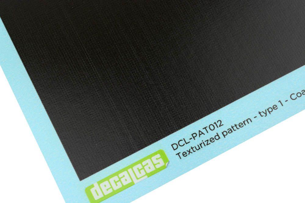 Decalcas PAT012 Texturized pattern - type 1 - Coarse