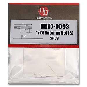 Hobby Design HD07-0093 Antenna Set B