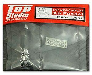 Top Studio TD23072 MP4/5, MP4/5B Air Funnel