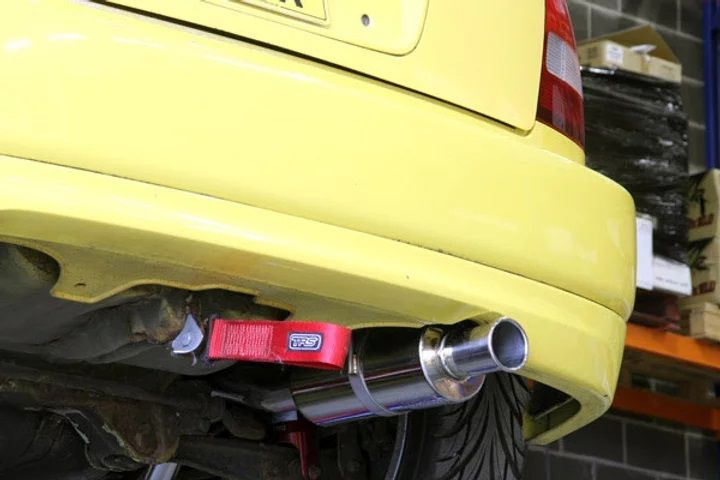 ZoomOn ZT019 Spoon N1 metal exhaust (M size)