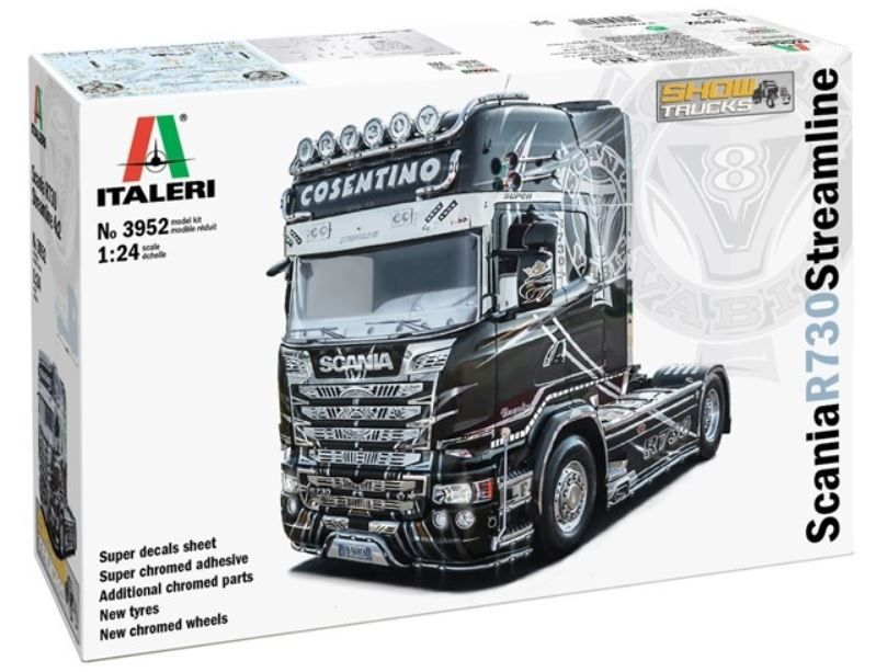Italeri 3952 Scania R730 Streamline