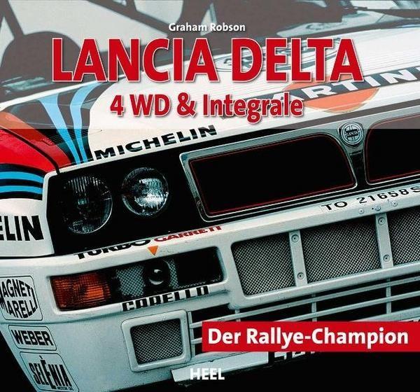 HEEL ISBN-978-3-86852-481-9 Lancia Delta 4WD Integrale