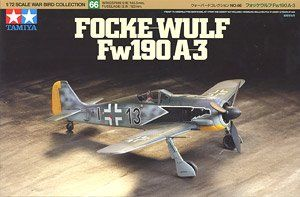 Tamiya 60766 Focke-Wulf Fw190 A-3