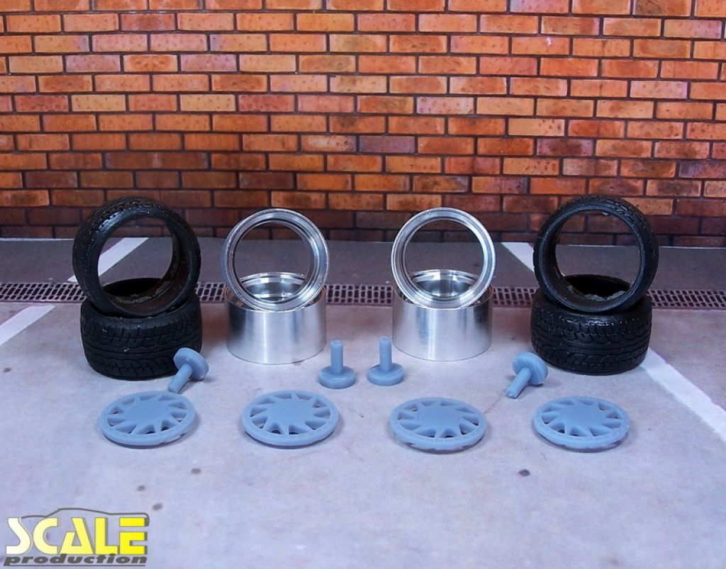 """Scale Production SPRF24149 16"""" OZ Turbo"""