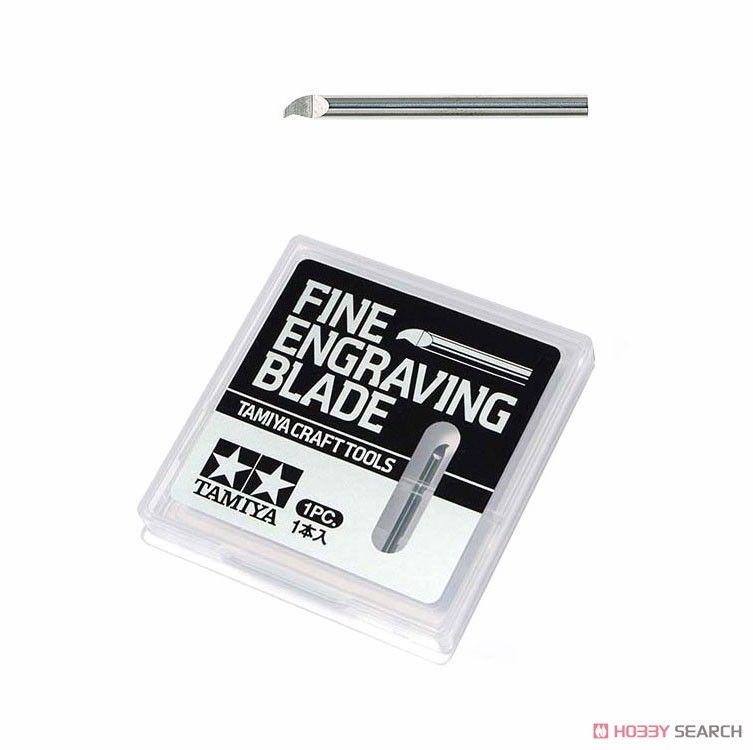 Tamiya 74162 Fine Engraving Blade 0.25mm