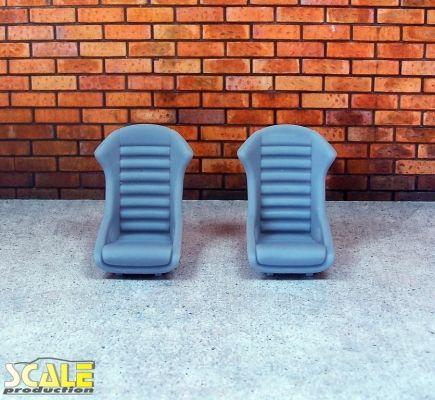 Scale Production SP24299 Seats Classic #2 (2pcs.)