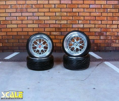 Scale Production SPRF24156 18 BBS LM-R