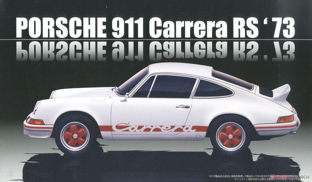 Fujimi 12658 Porsche 911 Carrera RS `73