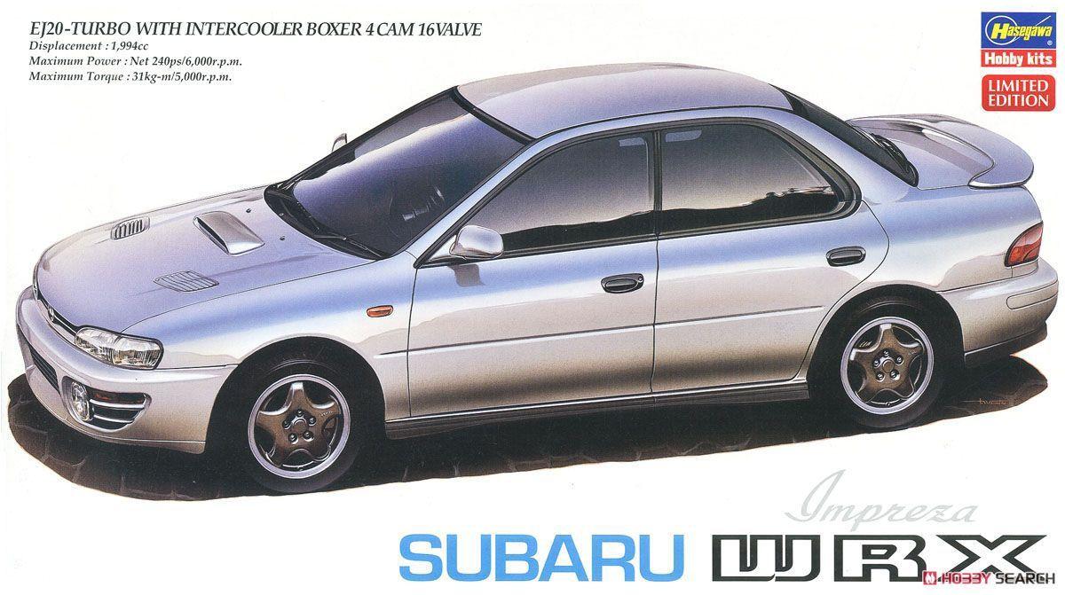 Hasegawa 20333 Subaru Impreza WRX