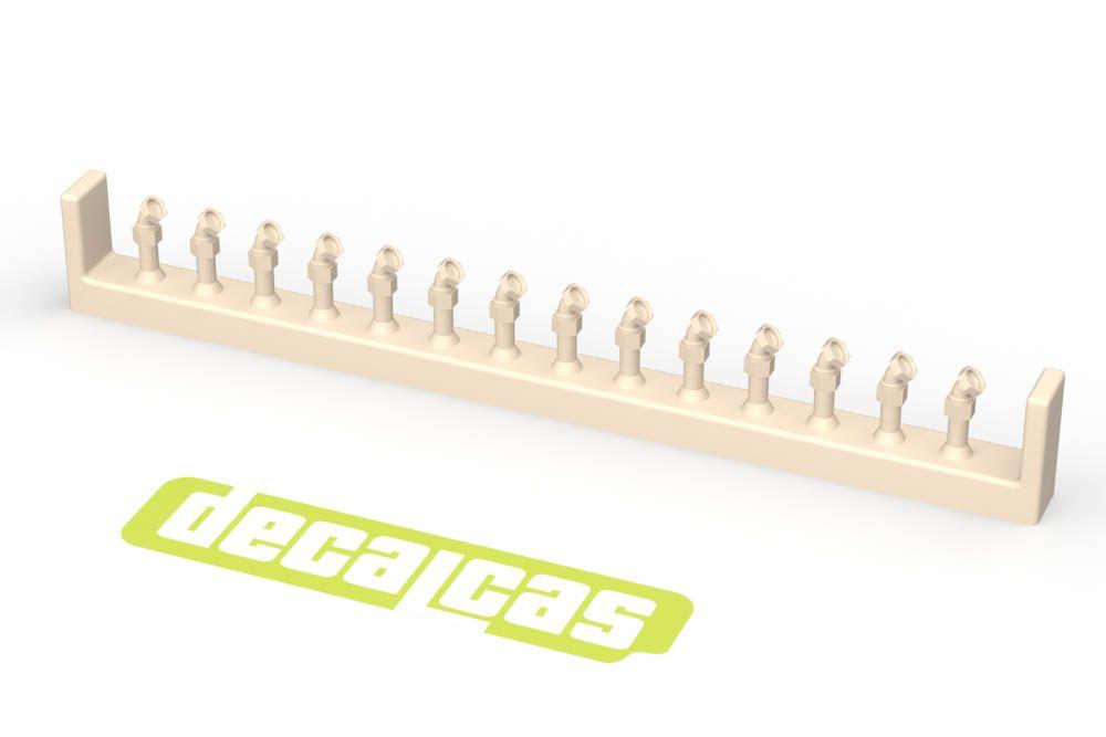 Decalcas PAR046 1,2mm Hose joints (Set 1)