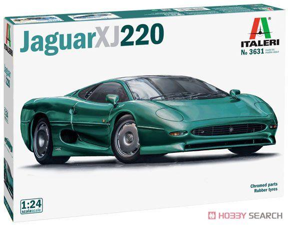 Italeri 3631 Jaguar XJ220