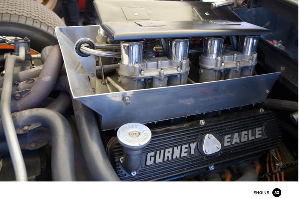 Komakai KOM-UDG020: Ultra Detail Guide about GT40 1968