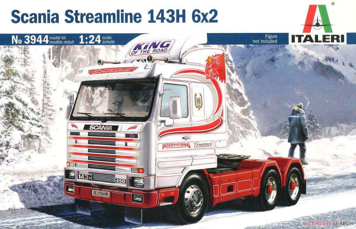 Italeri 3944 Scania 143H Streamline 6x2