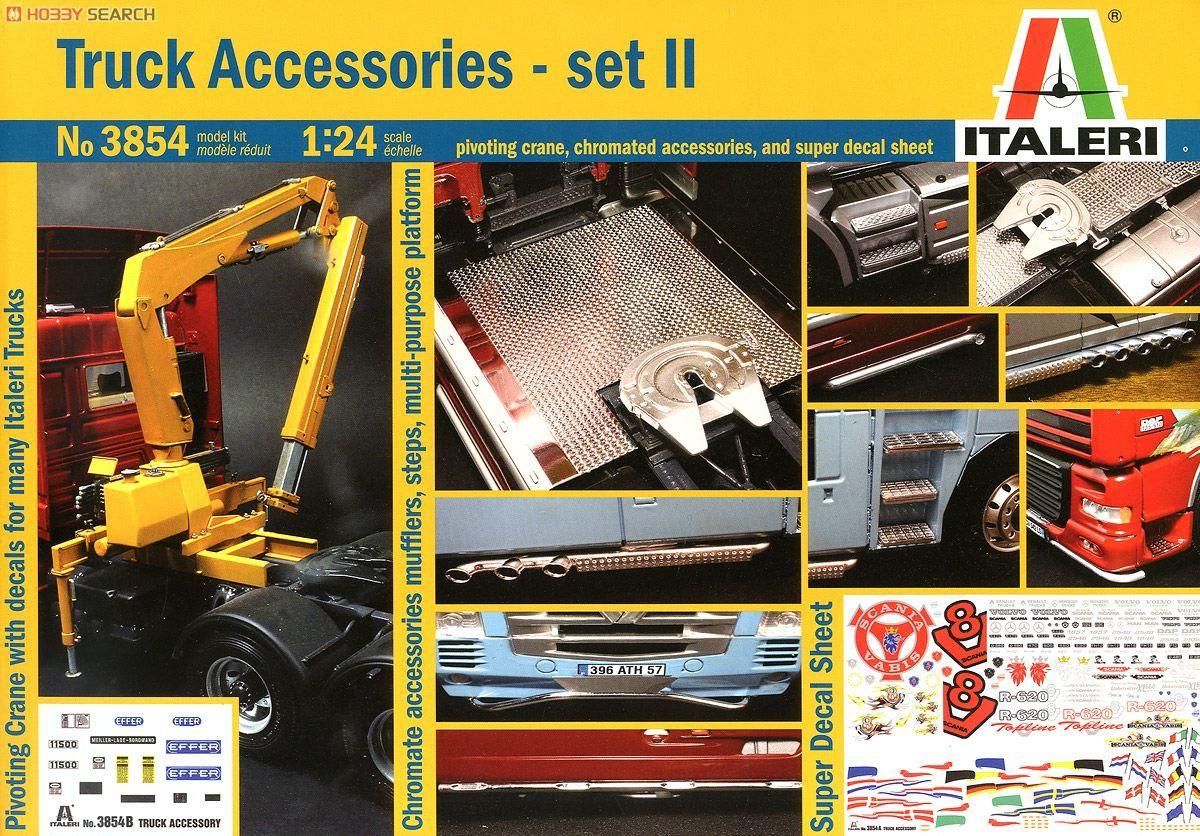 Italeri 3854 Truck Accessories set2
