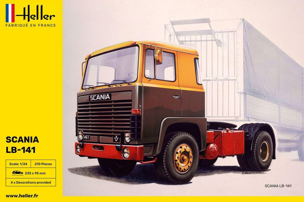 Heller 80773 Scania LB-141
