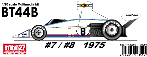 Studio27 FK20295 BT44B #7-8 (1975)