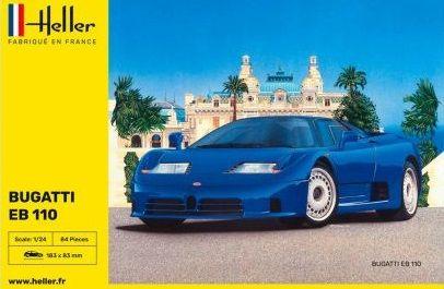 Heller 80738 Bugatti EB 110