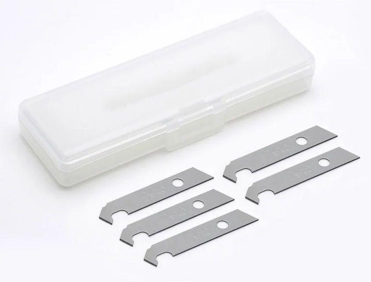 Tamiya 74160 Modeler's Knife PRO Replacement Blade Scriber 5pcs