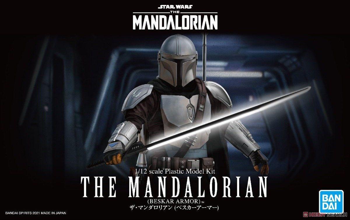 Bandai 5061796 The Mandalorian (BESKAR ARMOR)™