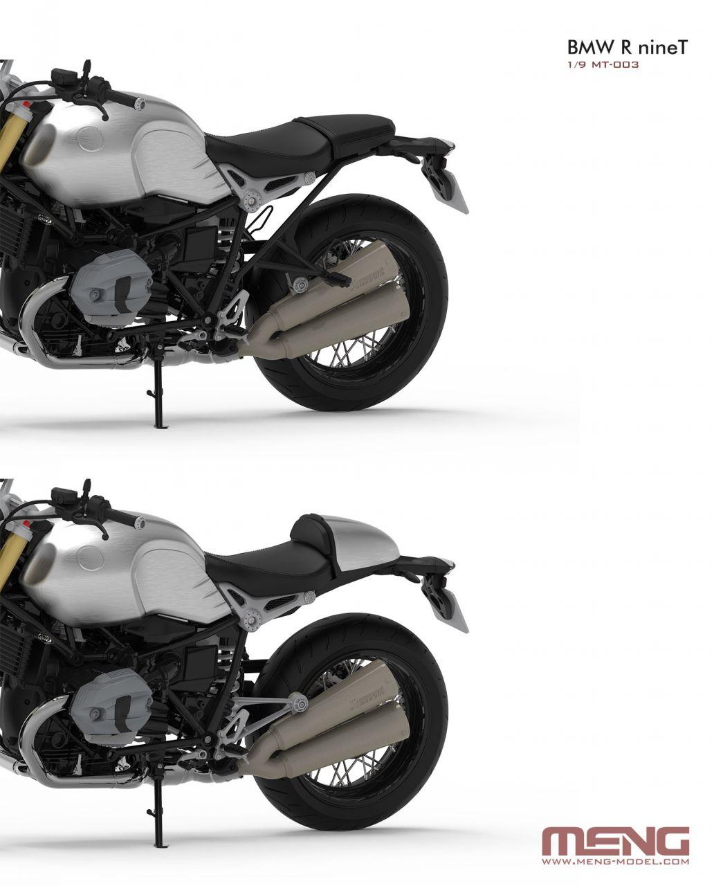 MENG MT-003 BMW R nine T