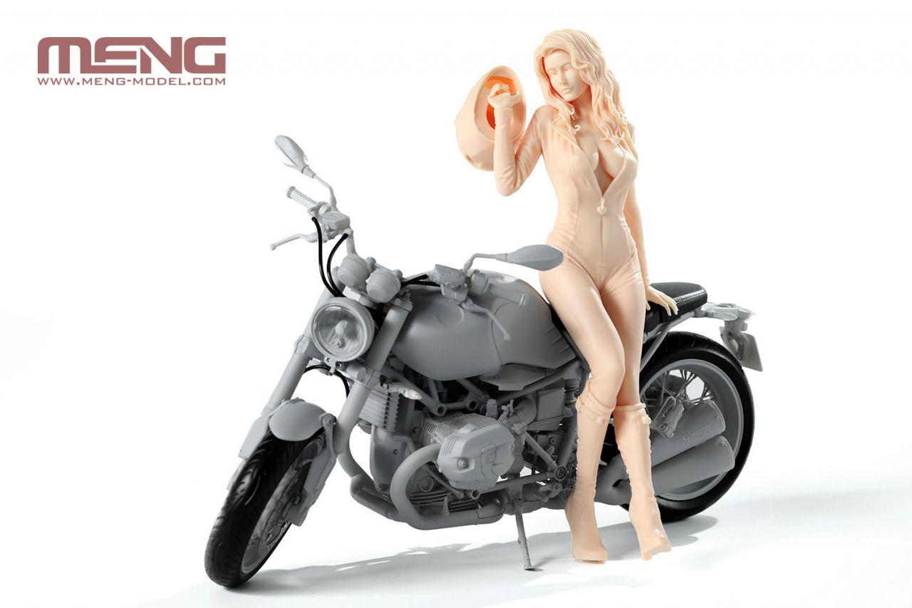 MENG SPS-076 Hot Rider