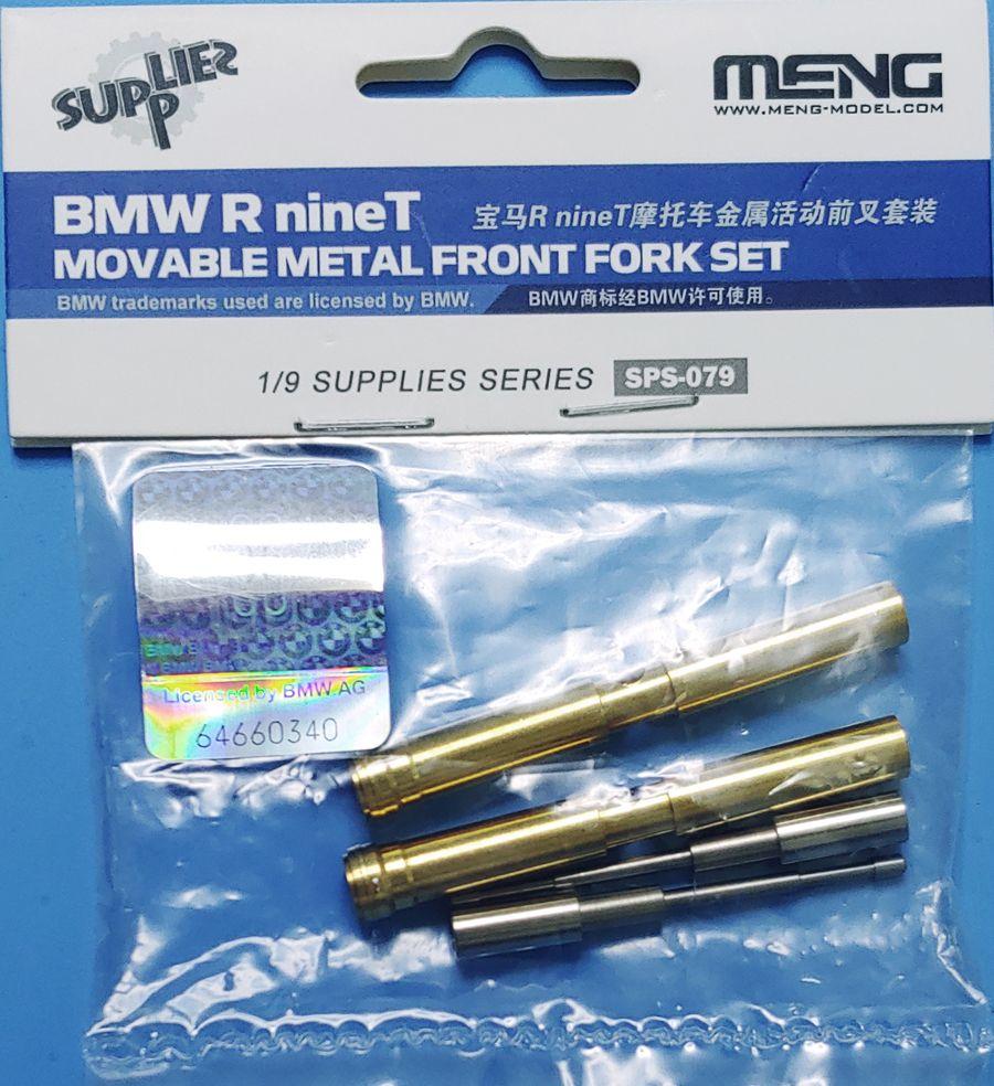 MENG SPS-079 BMW R nine T movable metal Front Fork set