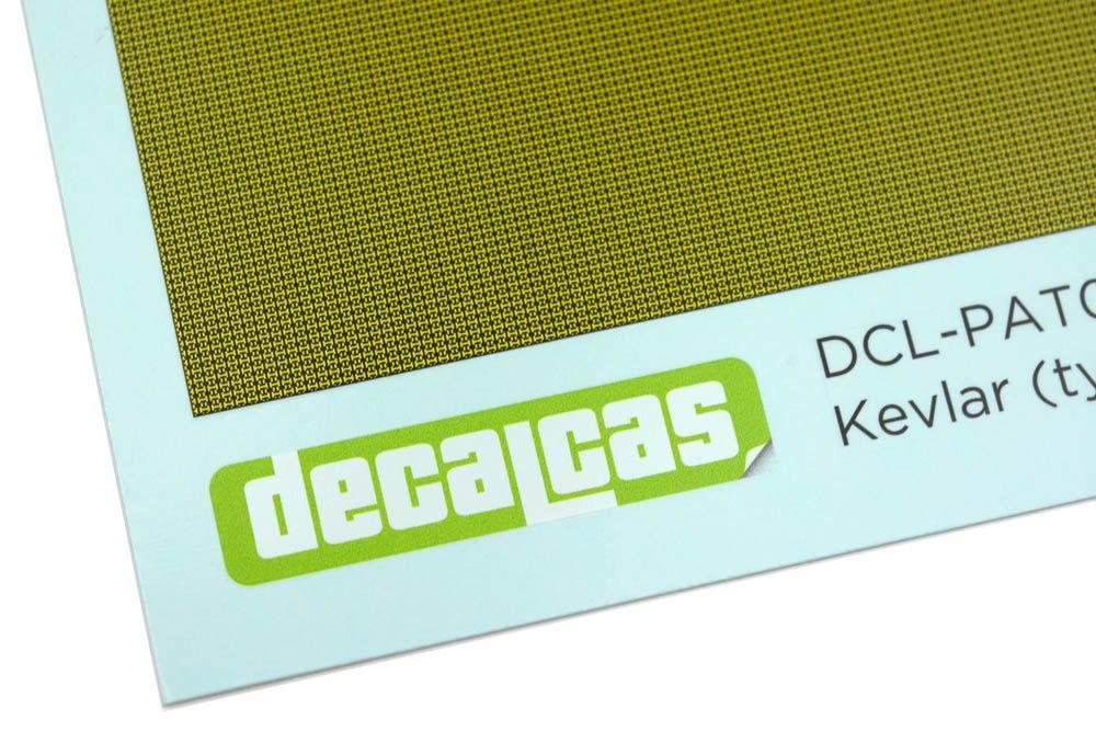 Decalcas PAT004 - Kevlar (type 3) Medium Size
