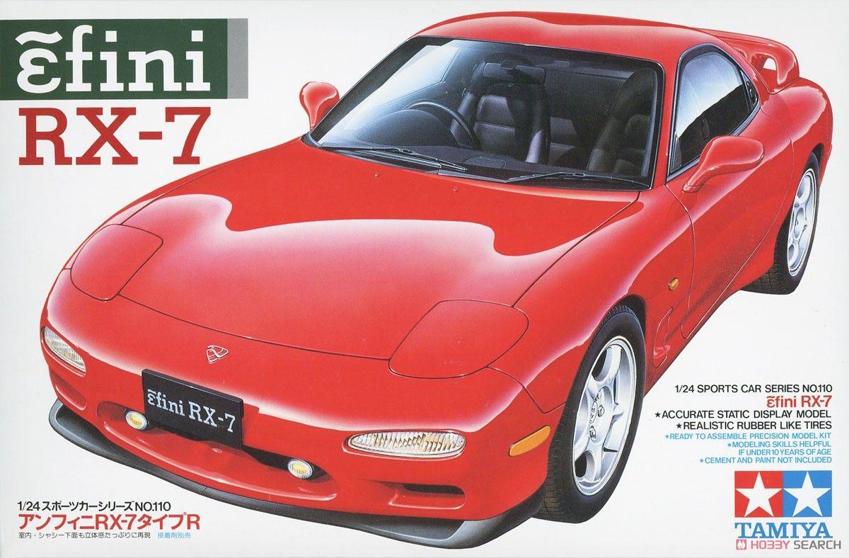Tamiya 24110 Mazda RX-7 Type R