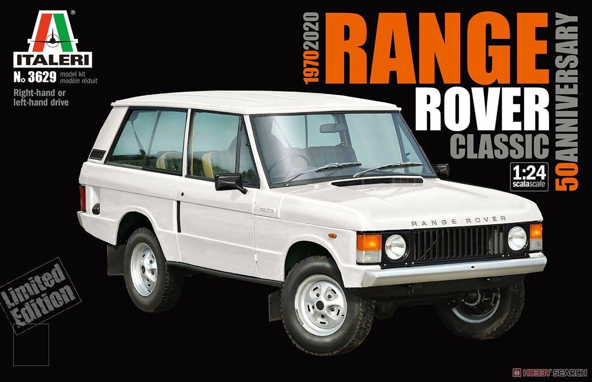 Italeri 3629 Range Rover Classic 50th Anniversary